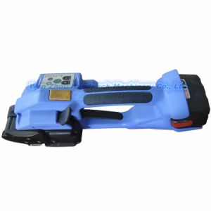 Hand Battery Powered PP/Pet Packing Machine Strapping Tool pictures & photos