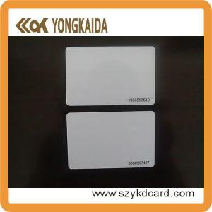 Cr80 13.56MHz Blank Nfc Card