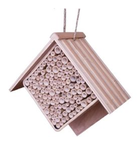 Garden Honeycomb Natural Bambo Mason Insect House Bee Hous pictures & photos