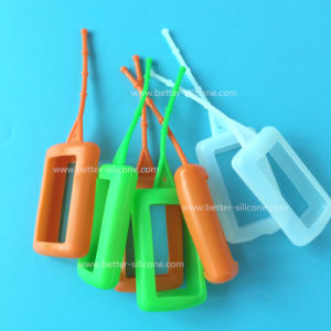 Portable Cool Silicone Cell Phone/Perfume Bottle Cases pictures & photos