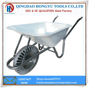Building Tool Wheel Barrow 6414s for Russia Market pictures & photos