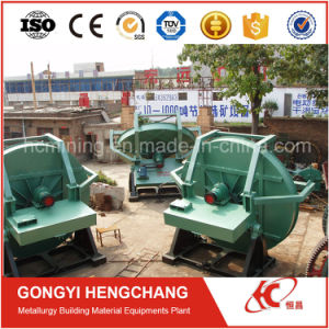 Factory Direct Supply Lime Gypsum Disc Pelletizer pictures & photos