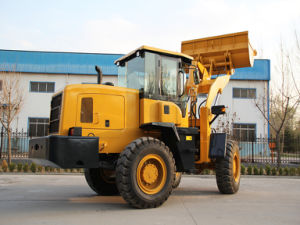 3tons Wheel Loader with CE Certification pictures & photos