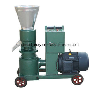 200-300kg/H Bagasse Grain Pellet Pelletizer Making Machine