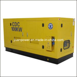 100kw Open Frame Cummins Diesel Generator pictures & photos