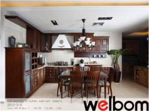 Kitchen Furniture Luxury Kitchen Cabinet Design pictures & photos