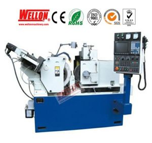 High Precision CNC Centerless Grinding Machine Mk1060 pictures & photos