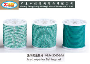 60g Per Meter Fishing Net Lead Rope pictures & photos