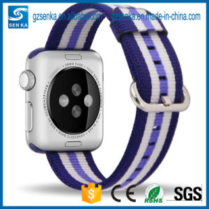 Striped Nylon Watch Band Strap for Apple Watch2 pictures & photos