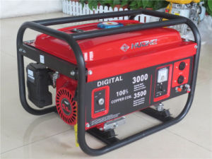 Powerful Gasoline Generator Manufacture, Petrol Generator With CE pictures & photos