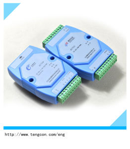 Photoelectric Isolator Tengcon Ec7520 RS232-485/422 Protocol Converter pictures & photos