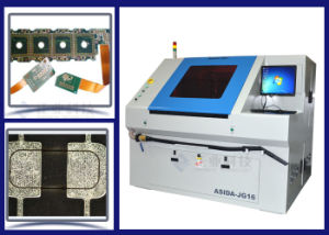 UV Laser Cutting Machine for Cvl/FPC/RF and Thin Multilayer Board pictures & photos