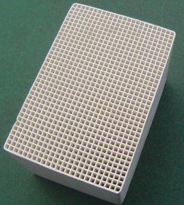Ceramic Honeycomb for Heater Gas Accumulator 150*150*100mm pictures & photos