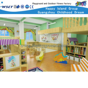 Indoor Wooden Furniture and PU Toys for Children (KS2-2-F) pictures & photos