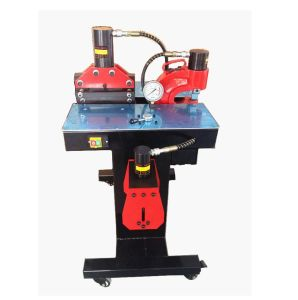 Portable Busbar Machine Gjm-200 pictures & photos