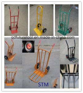 Hand Trolley, Heavy Duty, Two Wheels, Plateform Truck, Cart Ht1805, Ht1312, Ht1827, Ht1102, Ht1813, Ht1826 pictures & photos