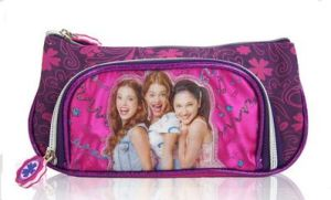 Good Quality Violetta Pencil Bag/Case (DX-P1560) pictures & photos
