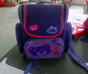 High Quality Shoulder School No Woven Bag (FY35B) pictures & photos