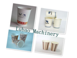 CE Approved Automatic Paper Cup Forming Machine