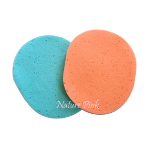 PVA Pearl Wool Facial Washing Puff Cleaning Sponge NWA-02