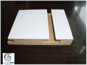 Slatwall Board Melamine Grooved MDF Board pictures & photos