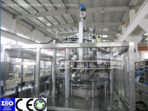 Rotary Explosion-Proof Paint Filling Machine