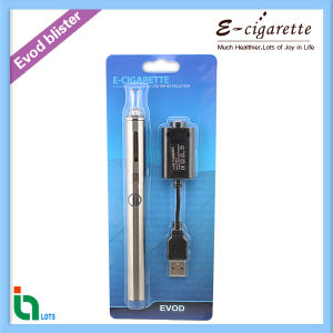 Health E-Cigarette New EGO Battery Evod Variable Voltage Battery Evod Blister Kit