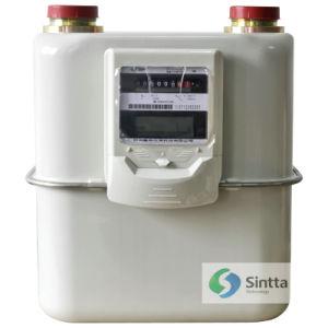 IC Card Industrial Gas Meter CG-L-G16 (BUILT-IN VALVE)