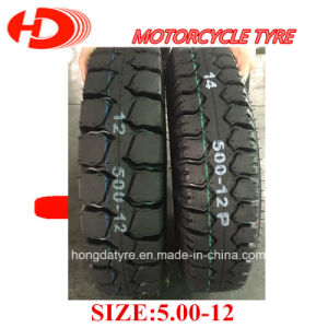 Mrf Heavy Duty Three Wheel Motorcycle Tire 4.00-12 5.00-12 4.50-12 Mufacturer in China pictures & photos