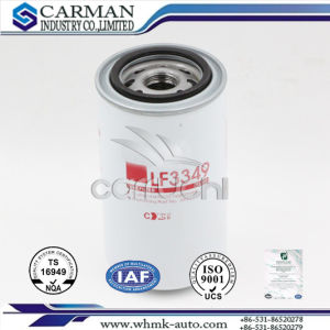 Oil Filter for Cummins Generator (LF3349) Oil Filter Lf3349 for Caterpillar and Renault Trucks Volvo Cummins Truck pictures & photos