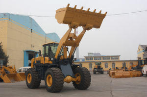 6 Ton Wheel Loader with Low Price and High Quality pictures & photos