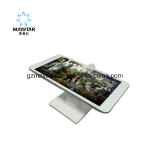 New Arrival Free Standing 3G WiFi LCD TV Screen Panel pictures & photos