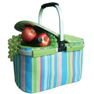 Collapsible Picnic Basket (KM5439) pictures & photos