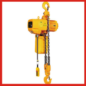 China Supplier Electric Chain Hoist Electric Wire Rope Hoist Price pictures & photos