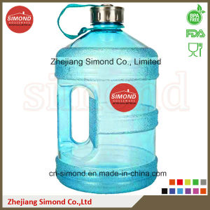 1 gallon big water bottle with handle sd6004