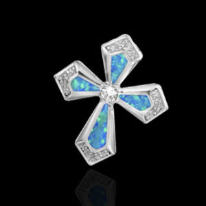 People Love Fashion Opal Pendant