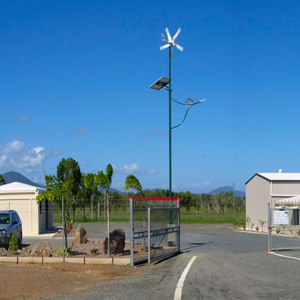 Grid Tied 400W Wind Turbine Generator for Farm (MINI-400W 24V) pictures & photos