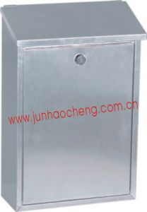 Residential Stainless Steel Wall Mount Mailbox/Letter Box (JHC-2046S)