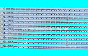Long Size Aluminum LED PCB Board