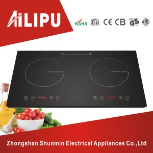 New Arrived Kitchenware Double Burners Induction Cooker pictures & photos