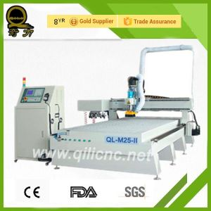 Jinan Automatic Wood CNC Router (QL-M25-II) pictures & photos