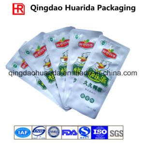 Hrd OEM Aluminium Foil Vacuum Food Packaging Bags pictures & photos