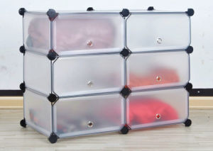 White Plastic Storage Organizer, Home Storage Products pictures & photos