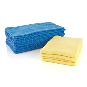 Microfiber Cleaning Cloth/ Towel for Car/Room Cleaning