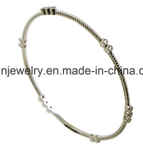 Sterling Silver Jewelry Bangle pictures & photos