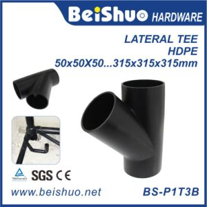 PVC 45 Degree Pipe Fitting Lateral Tee pictures & photos
