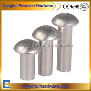 Hot Sale M3 M4 M5 Dome/Round Head Solid Aluminum Rivets pictures & photos