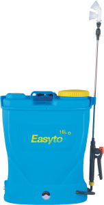 16L Agricultural Electric Power Knapsack Battery Sprayer for Farming (BS-16-2) pictures & photos