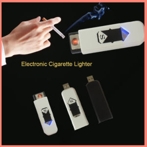 Electronic Rechargeable USB Lighter pictures & photos