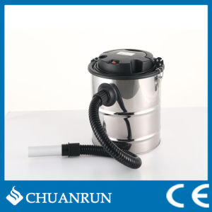 20L Stainless Steel Barrel Ash Vacuum Cleaner for Pellet Stoves pictures & photos